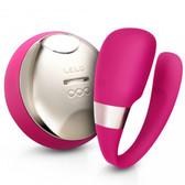 LELO TIANI 3 Wireless Couples Massager Cerise