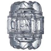 Fleshlight Quickshot Vantage Clear Compact Dual Orifice Masturbator