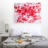 Liberator Love Is Art Paint & Canvas Kit Red