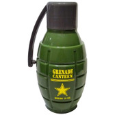 Kheper Games Hand Grenade Shaped Canteen 16 oz