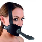 Master Series Face Fuk II Strap-On Dildo Face Harness
