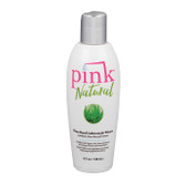 Pink Natural Water-based Lubricant for Women 4.7 oz