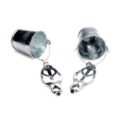 Master Series Jugs Clover-style Nipple Clamps with Buckets