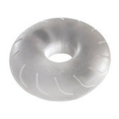 Perfect Fit SilaSkin Cruiser Cock Ring Erection Enhancer Clear