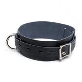 Buy Vegan Bondage Locking Adjustable Collar - StockRoom Vondage