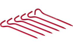 MSR Hook Tent Stake Kit of 6