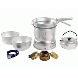 Trangia 25-2 Large Aluminium Storm Stove Cook Set & Kettle