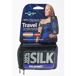 Sea To Summit Premium Silk Traveller Liner (Pillow Insert)