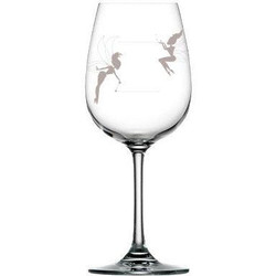 For Love of Wine Glass: Wine Fairy