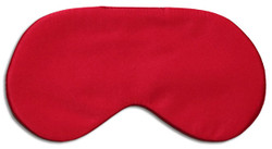 Chris Notti Silk Sleep Mask: Red Rooster with Earplugs
