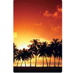 Personalised Luggage Tag Exotic Locations