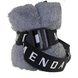 Menda Ultimate Travel Towel: Original Size Pacific Grey