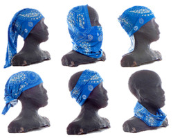 Buff Multi Function Headwear - Original in Afgan Graphite