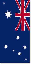 Buff Multi Function Headwear - Original in Australia Flag