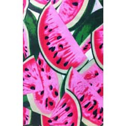 Personalised Luggage Tag - Watermelon