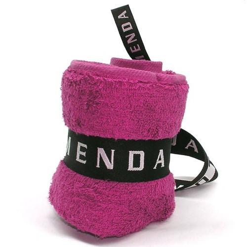 Menda Ultimate Travel and Sports Towel: Original Size Magenta Pink