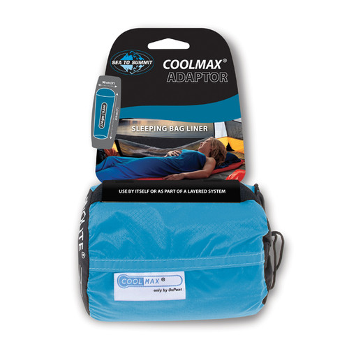 Sea To Summit Coolmax Adaptor Sleeping Liner