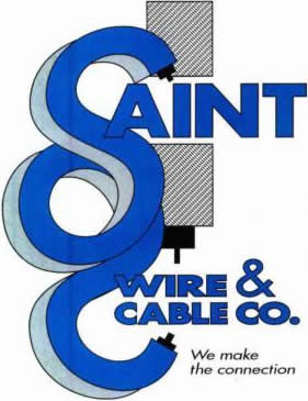 Saint Wire & Cable Logo