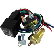 Fan Relay with Thermostat Kit