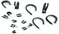 Assorted Automotive Clamps
