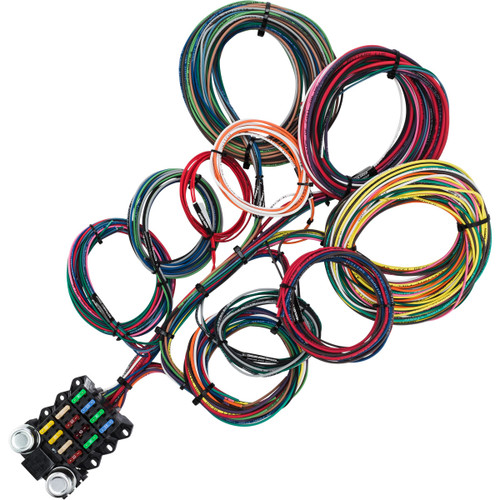 14 Circuit Budget Wire Harness