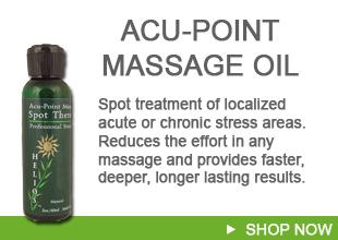 Helios Acu-Point Massage Oil