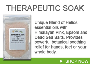 Helios Therapeutic Soak