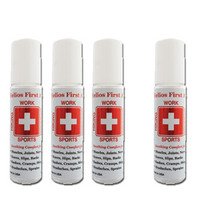 Buy THREE - 13ml First Aid Roll Ons and get 1 FREE