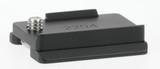 Fuji XT-20 camera specific, Arca compatible plate.