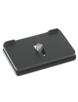 Camera specific, Arca-Swiss compatible, quick release plate