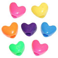 Assorted Heart adjustment beads available for a limited time!