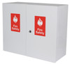 Fire Safety Cabinet with Fire marshal kit