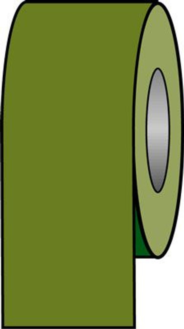 Green Pipeline Tape