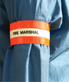 Fire Warden/Marshal Hi-Visibility Armband