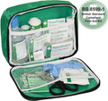 Travel First Aid Kit in Nylon Case