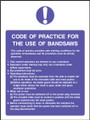 Code of practice for the use of bandsaws