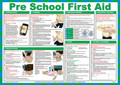 Pre School First Aid Safety Poster