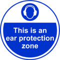 Ear protection zone Anti-slip