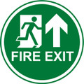 Fire Exit Anti-slip
