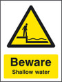 Beware Shallow water