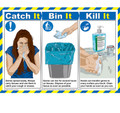 Catch it, Bin it, Kill it poster