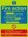 Nite-glo Fire action notice