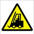 Fork lift truck logo
