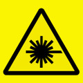 Laser symbol