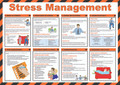Stress Management Safety Poster