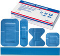 Blue Coverplast X-Ray Detectable Plasters
