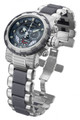 Invicta 80299 Reserve Capsule Swiss Quartz Chronograph Grey Dial Two-Tone Stainless Steel Watch | Free Shipping