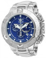 Invicta 12885 Men's Subaqua Noma V Blue Dial Swiss Made Quartz Chronograph Stainless Steel Bracelet Watch | Free Shipping