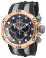 Invicta 14518 Reserve Men's Venom Swiss Quartz Chronograph Titanium Case Polyrethane Strap Watch | Free Shipping
