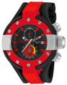 Invicta 13062 S1 Rally 52mm Quartz Chronograph Stainless Steel Polyurethane Strap Watch | Free Shipping